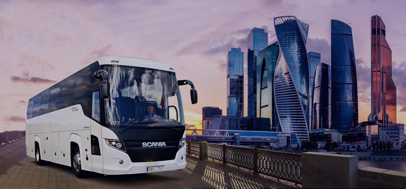 Bus tour «the World of Chistaya Liniya»