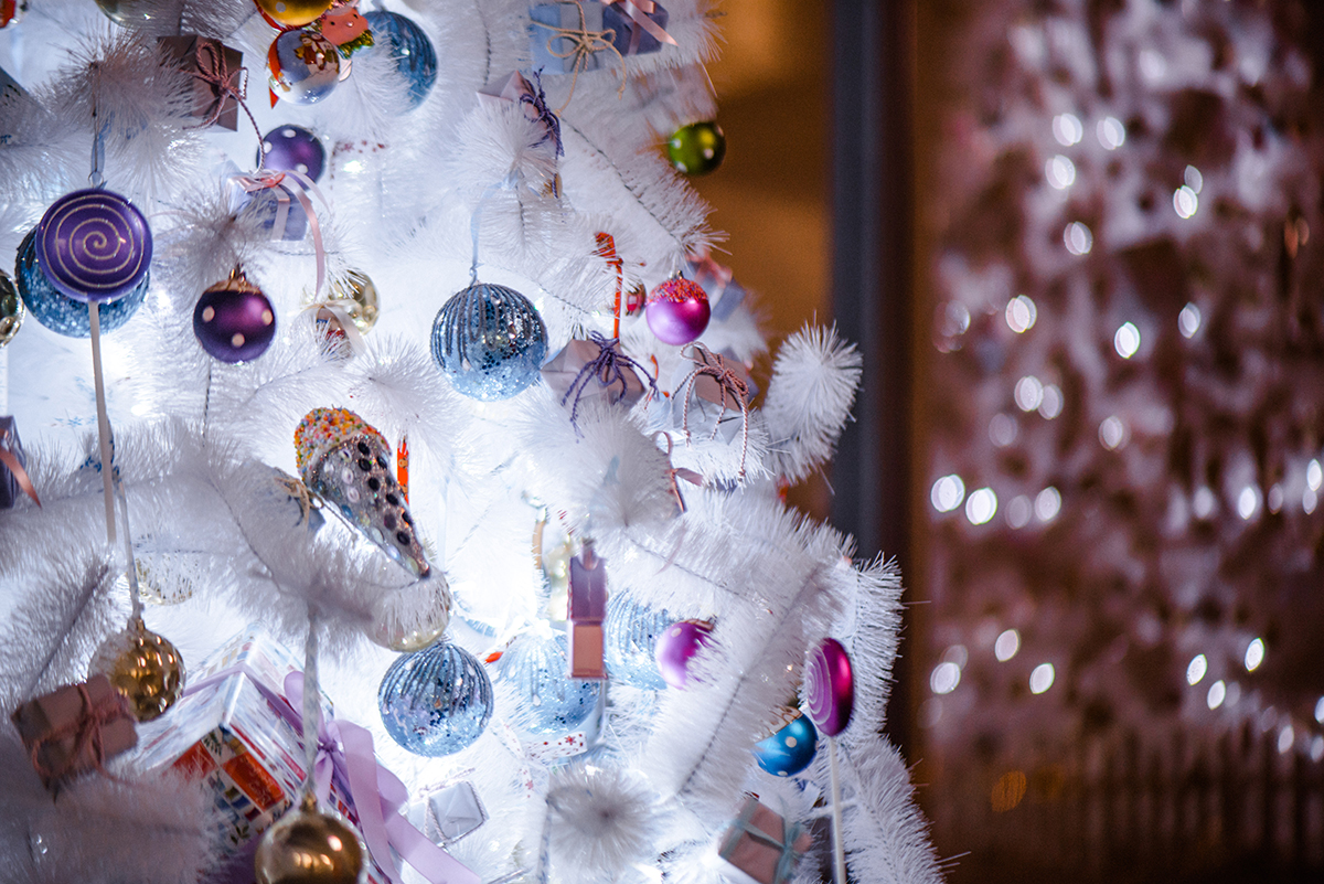 Шоу «Волшебство новогодней ночи»
