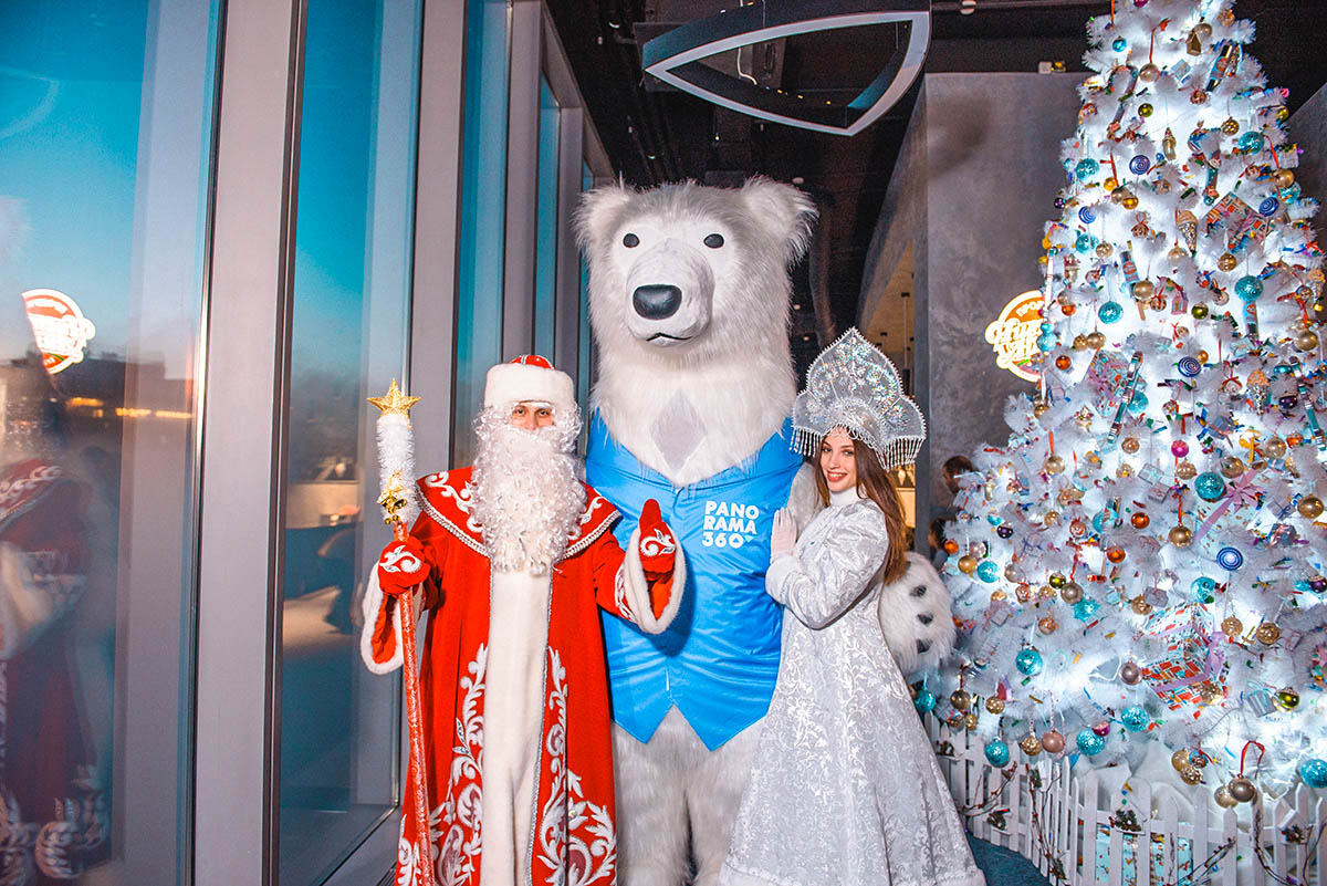 Приключения Деда Мороза и Снегурочки