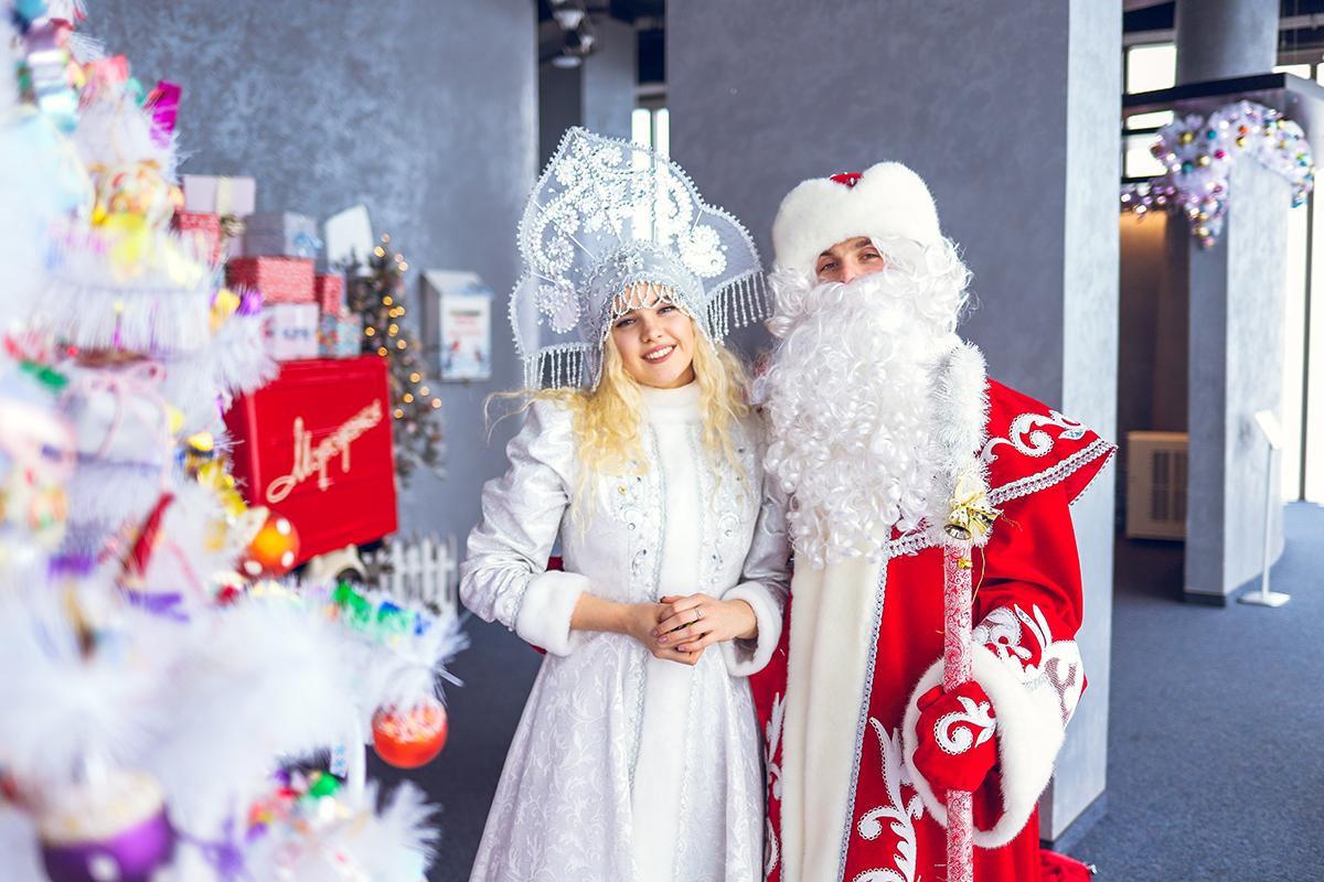 Почта Деда Мороза в PANORAMA360