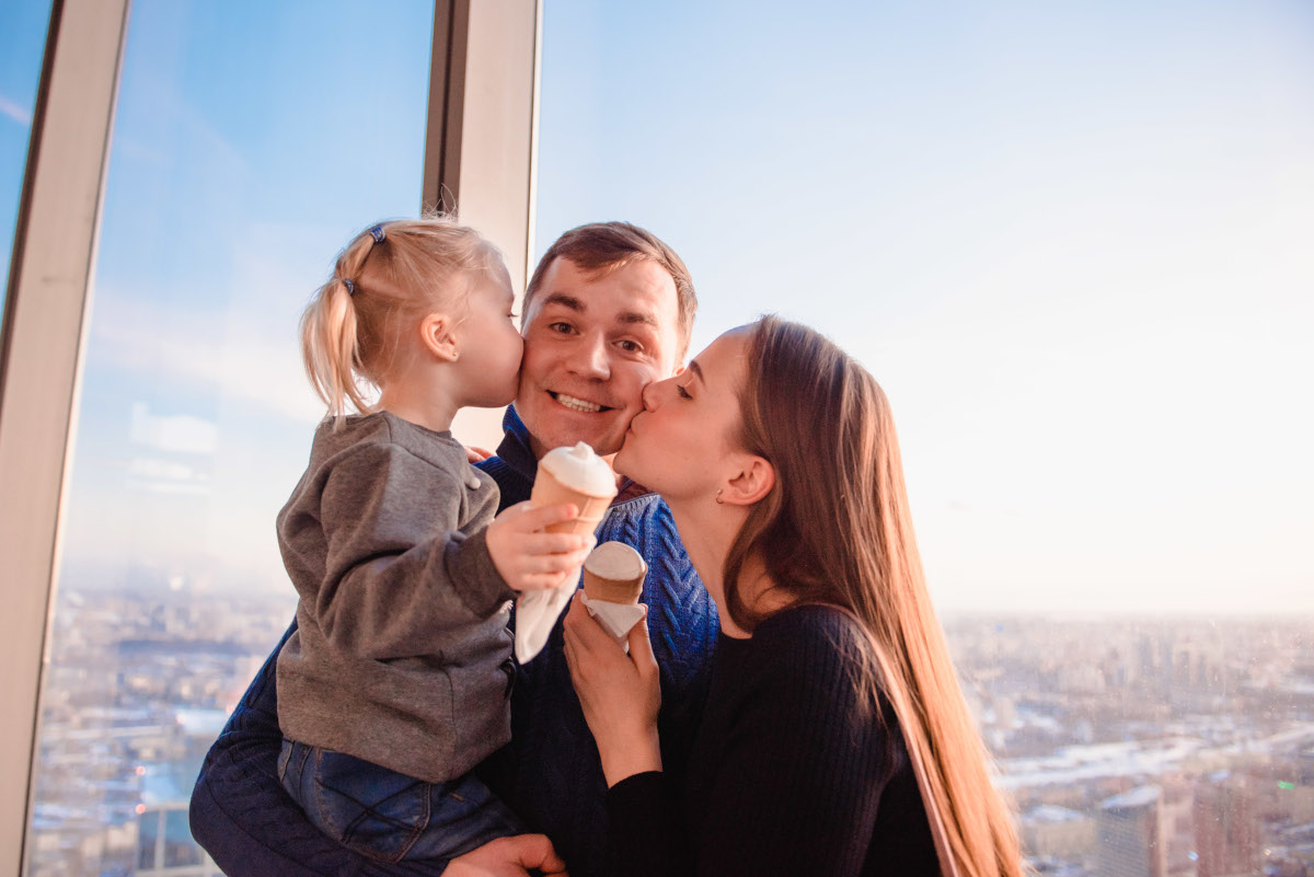 Где отдохнуть с семьей в Москва-Сити