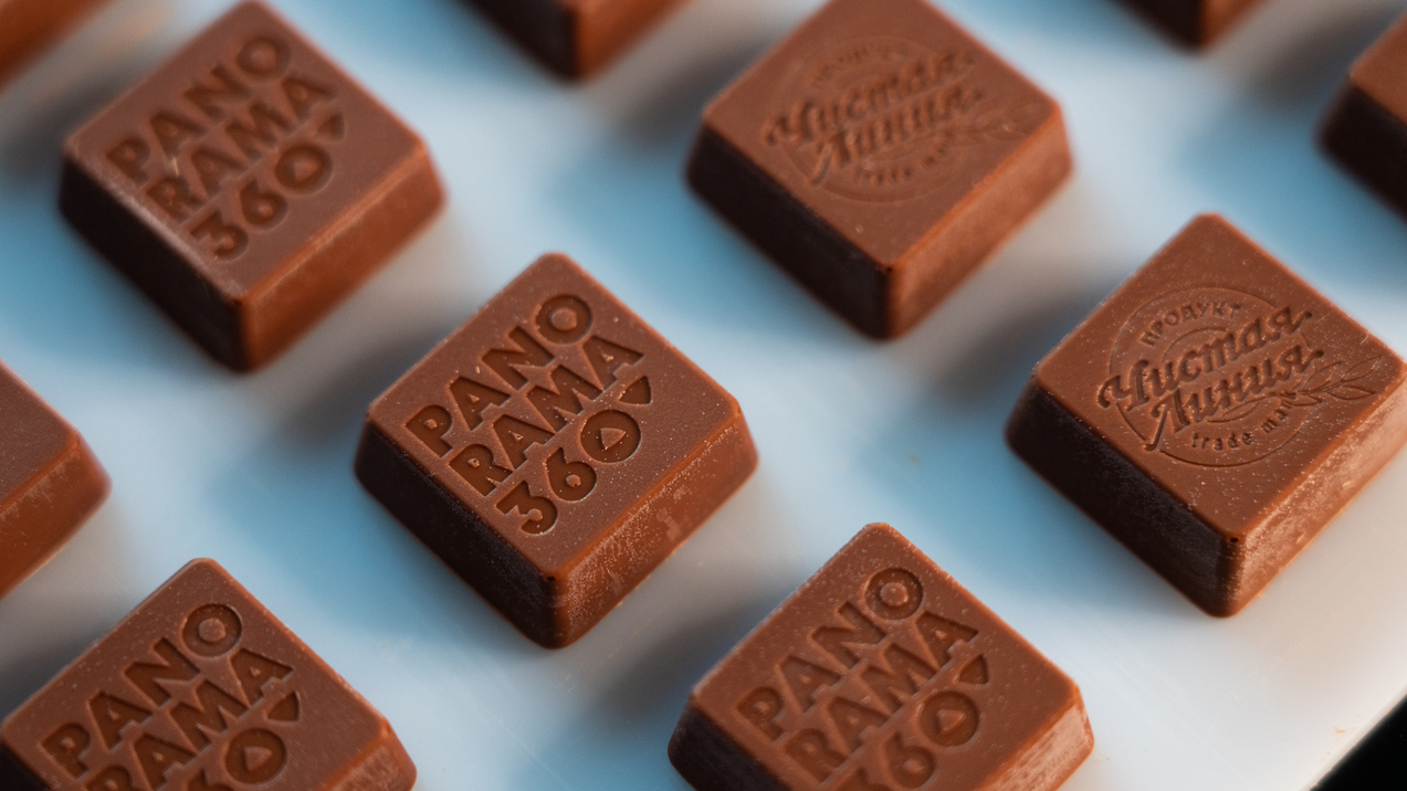 Открыта самая высокая шоколадная фабрика в мире!