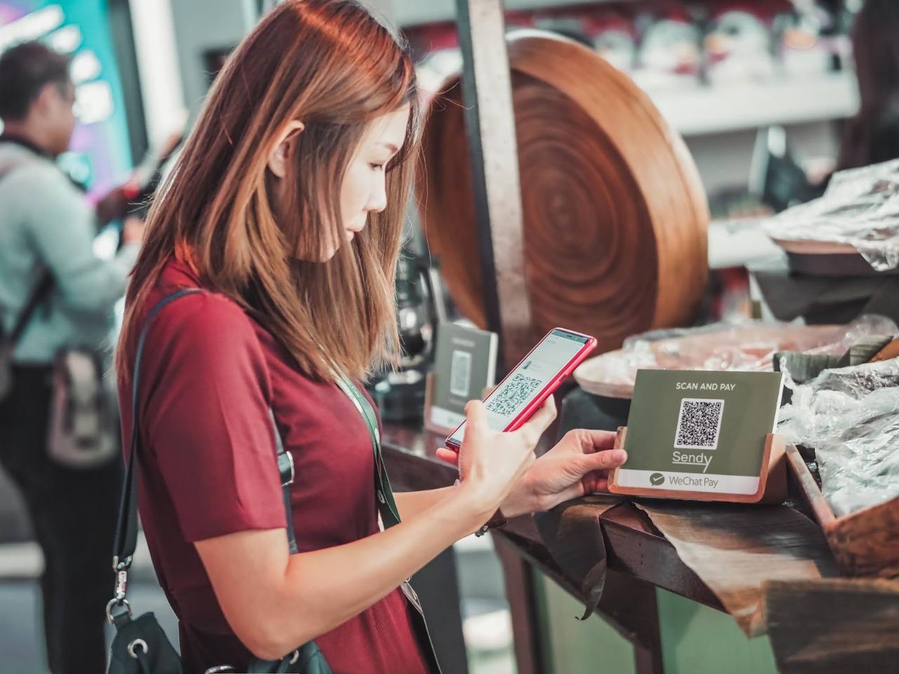 PANORAMA360 принимает WeChat Pay!