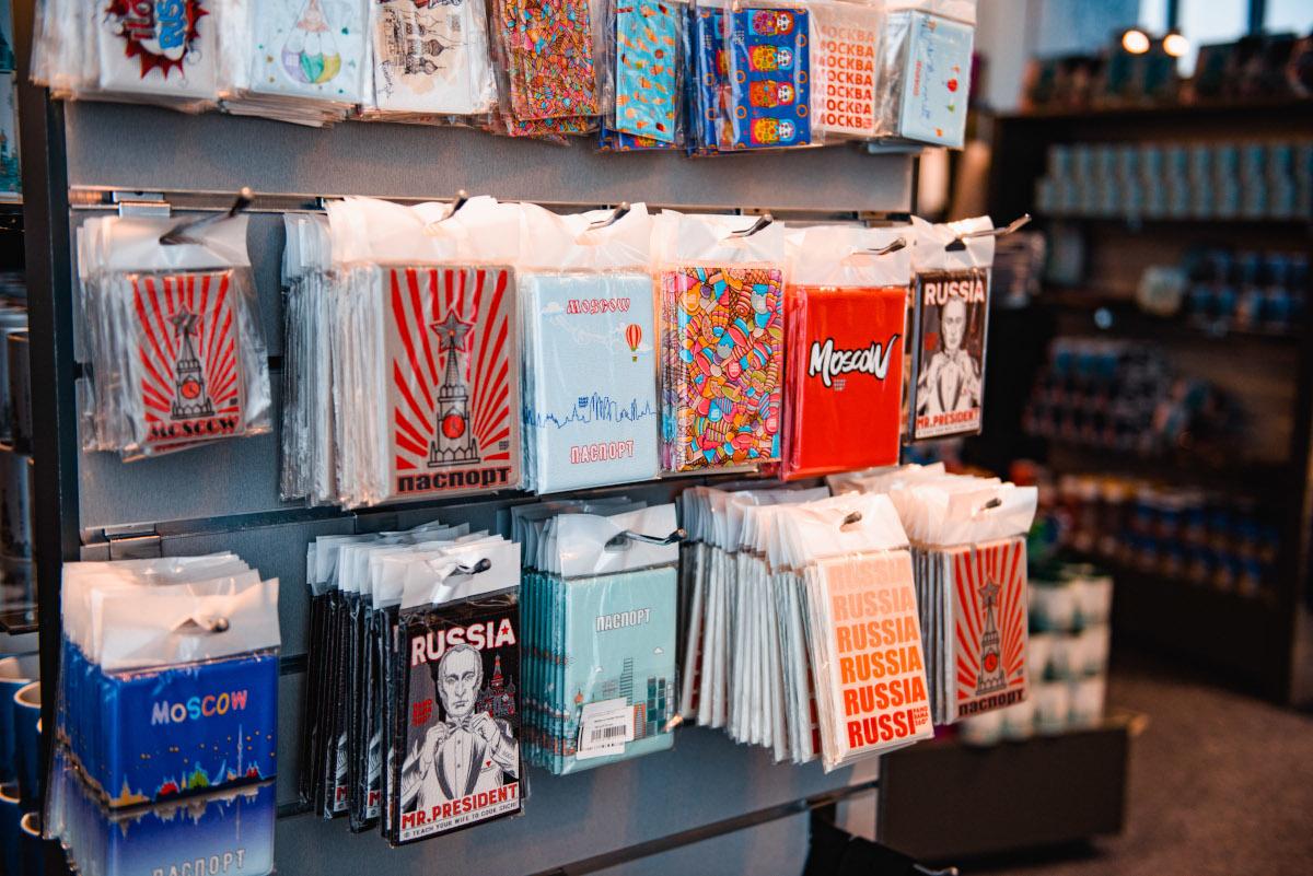 Купить сувениры в Москва-Сити