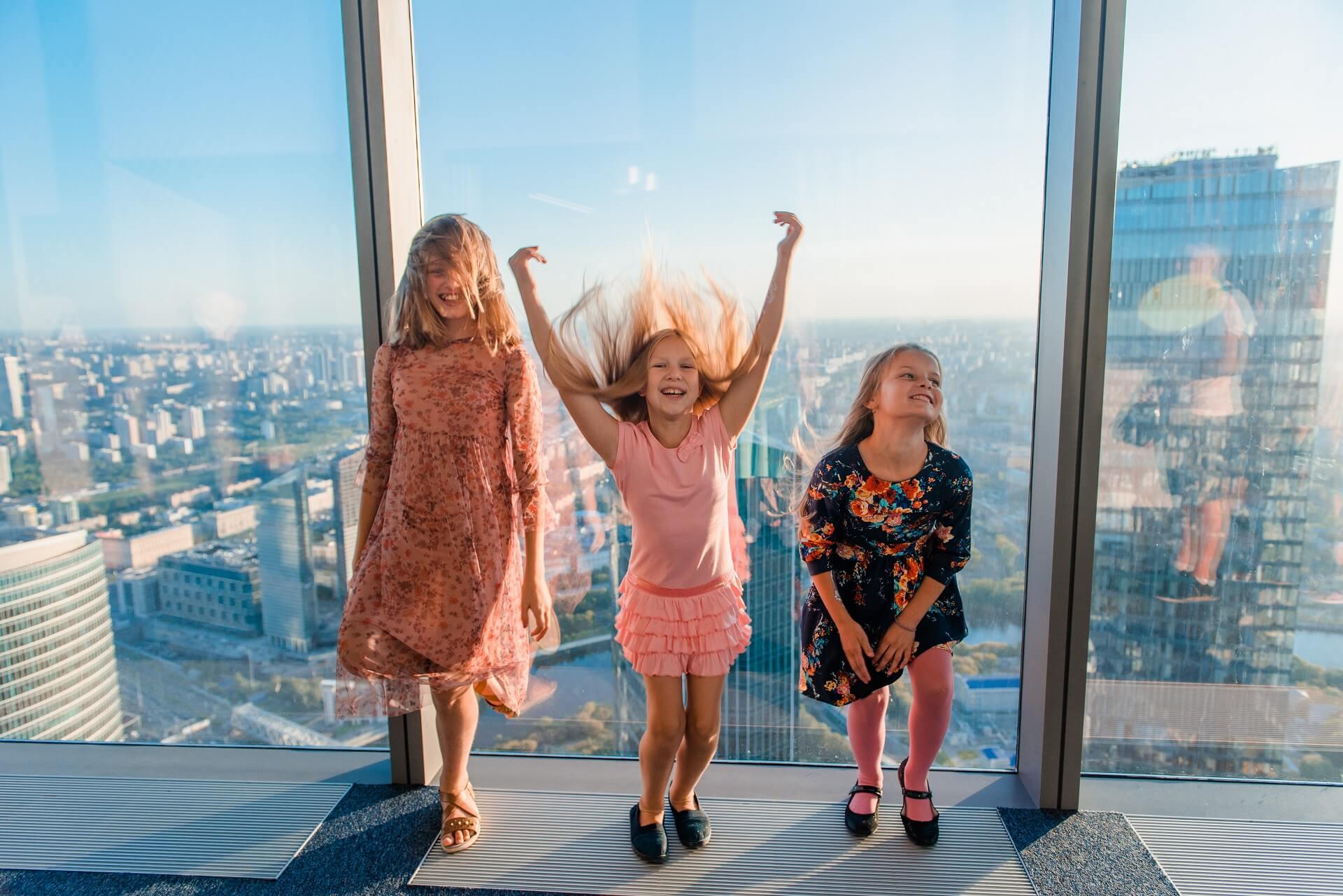 Детские экскурсии в Москве
