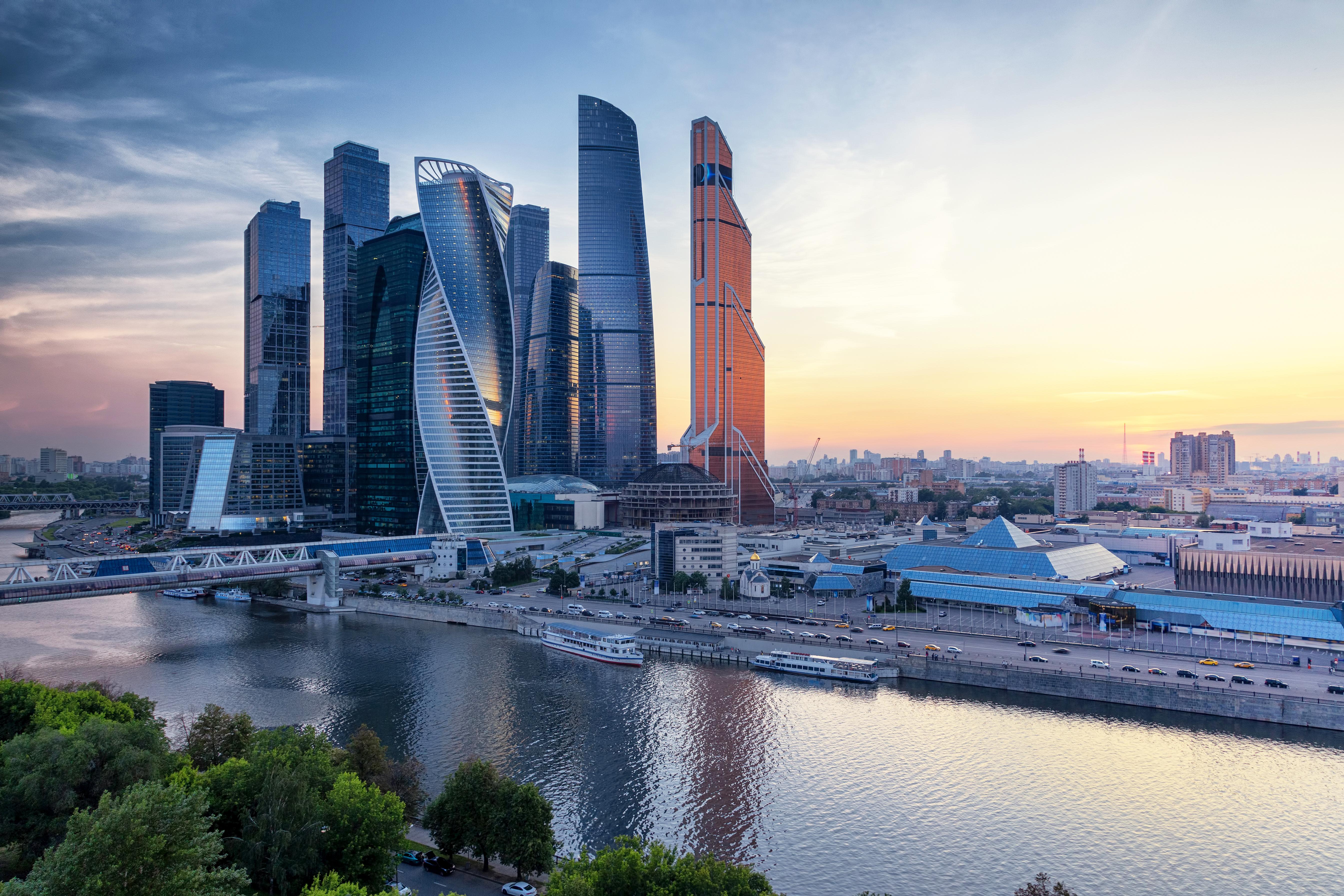 Zoom-экскурсия <br> «Удивительное путешествие <br> в историю Москва-Сити»