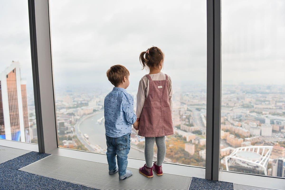Куда сходить с детьми в Москве