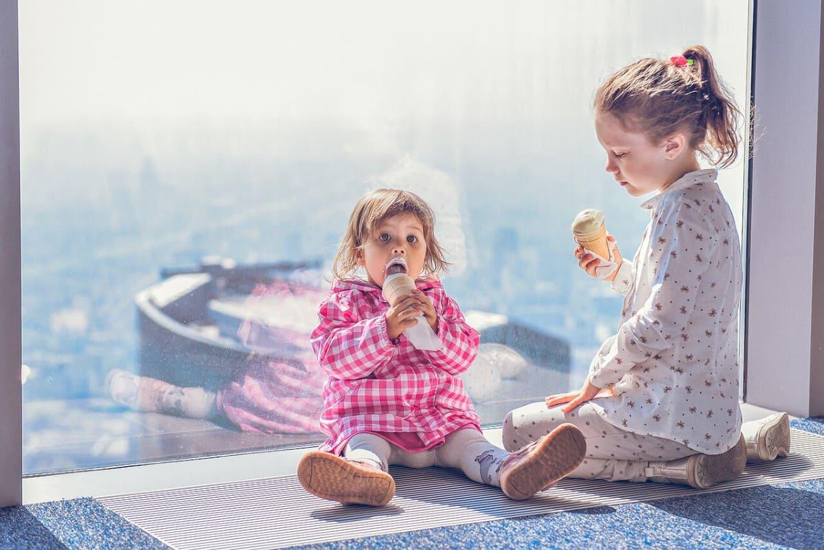 Досуг с детьми в Москва-Сити
