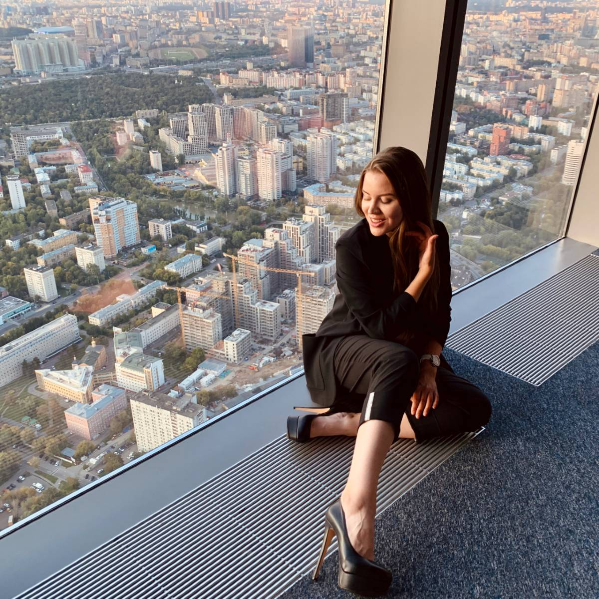 Куда сводить девушку В Москва-Сити