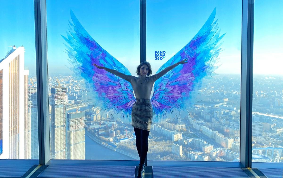 Расправьте крылья на 89 этаже в PANORAMA360